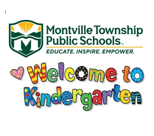 Kindergarten Registration is open Jan 13 through Feb 14, 2020 in Montville Township Public Schools
