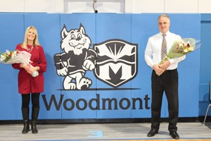 Woodmont School Announces Governor's Educator of the Year and Educational Services Professional of the Year Award