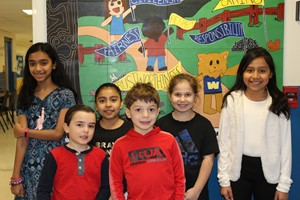 January Student of the Month Winners