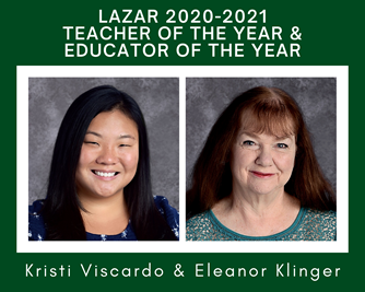 Teacher of the Year, Educator of the Year
